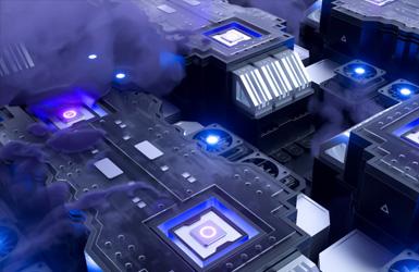 黑金刚电子科技网站设计案例