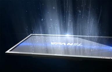 VPANEL会议平板网站设计案例