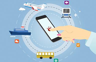 旅游订票分销系统网站案例