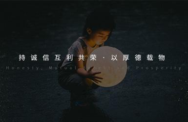 三爱集团网站设计案例