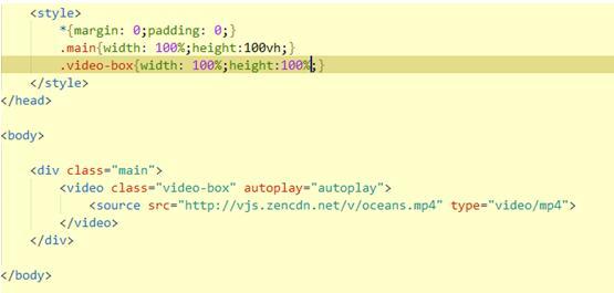 网站制作CSS代码