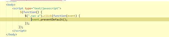 网页制作代码2