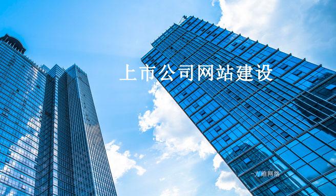 上市公司網站建設